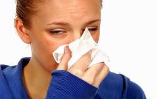 Лечение сильной простуды