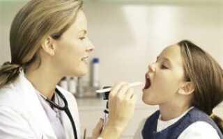 Язвы на гландах причины и лечение