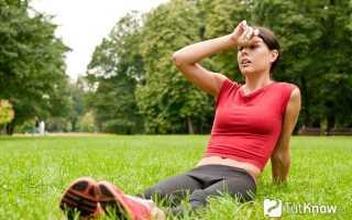 Одышка при физической нагрузке причины лечение