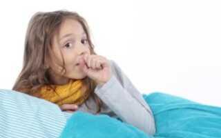 Сильный и частый кашель у ребенка лечение