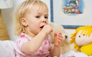 Аллергический кашель у ребенка лечение препараты