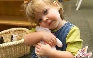 Как лечить нервный тик у детей?