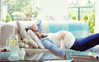 Головная боль при беременности чем лечить
