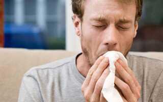 Как лечить остаточный кашель у ребенка после орви?
