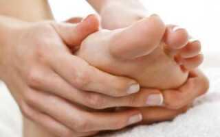 Как лечить отложение солей на ногах?