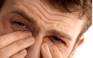 Серозный гайморит симптомы лечение