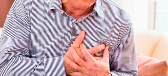 Сердцебиение после еды причины лечение
