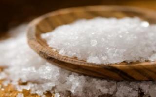 Лечение мигрени солью