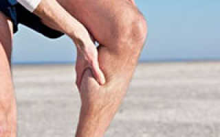 Болят икры ног причина у мужчин лечение