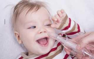 Лечение соплей народными средствами у детей