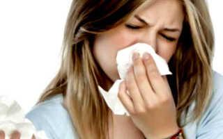 Запах лука из носа причины и лечение