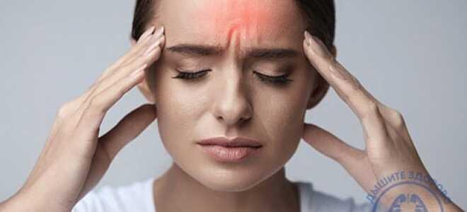 Почему болит голова при насморке и чем лечить?
