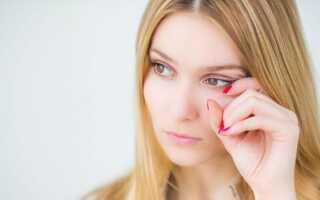 Как лечить аллергию на глазах?