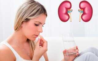 Лекарство как лечить почки