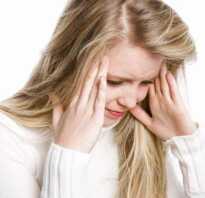 Нарушение сосудов головного мозга симптомы лечение