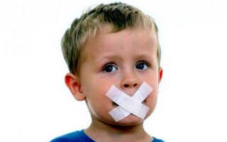 Запоздалое развитие речи у ребенка лечение