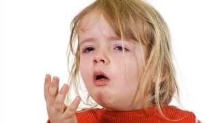 Лечение кашля при пневмонии у детей