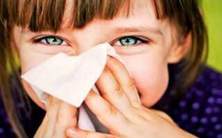 Что будет если ребенку долго не лечить насморк?