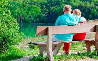 Санаторное лечение для пенсионеров