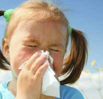 Лечение носа у детей
