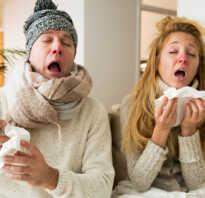 Чем лечить насморк домашних условиях