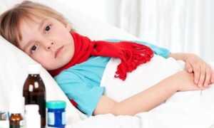 Ангина народное лечение у детей