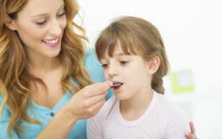 Тяжелый кашель у ребенка лечение