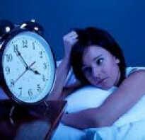 Как лечить плохой сон?