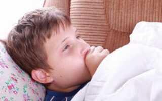 Хриплый кашель у ребенка без температуры лечение