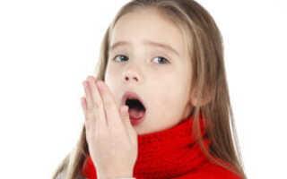 Надоедливый кашель у ребенка как лечить