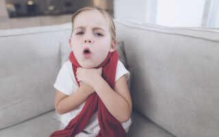 Протокол лечения бронхита у детей