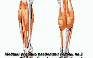 Лечение болят ноги от колена до ступни причины лечение