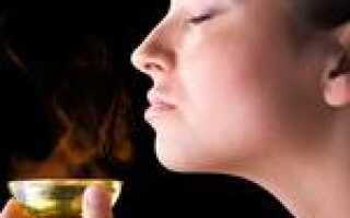 Потеря обоняния причины лечение