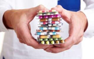 Средства для лечения мочеполовой системы