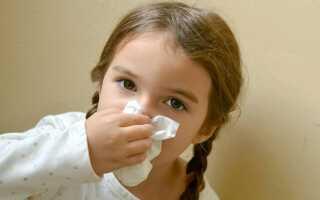 Закладывает одну ноздрю без насморка причины и лечение