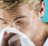 Простуда на ухе лечение