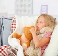 Сильный кашель лечение у ребенка