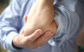 Болят суставы локтей и плеч чем лечить