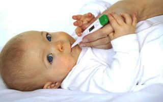 Если у ребенка ангина и высокая температура чем лечить