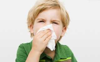 Что такое синусит и как его лечить у детей?