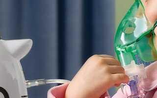 Беродуал для ингаляций продолжительность лечения