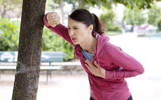 Чем лечить одышку при ходьбе