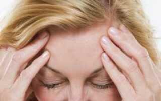 Менопаузальный возраст симптомы лечение