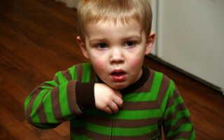Детские капли которые лечат насморк