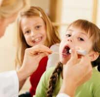 У ребенка сипнет голос лечение