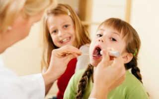Осиплость у ребенка лечение